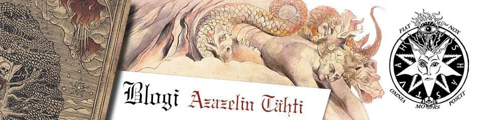 Azazelin Tähti – Blogi