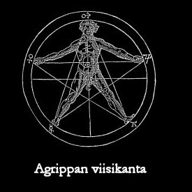 Agrippan pentagrammi